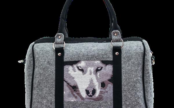 St. John's Bay Hailey Leather Handbag