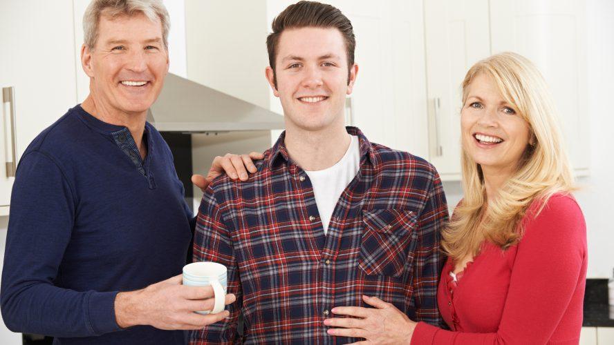 Living With Parents In Your Twenties