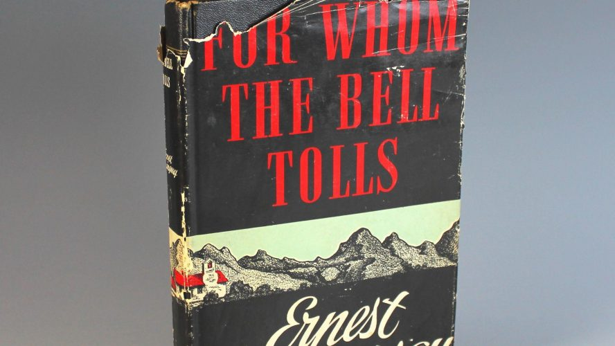 A Comparison of For Whom the Bell Tolls & Hell's Angels