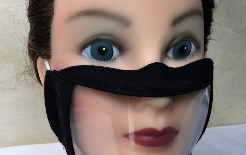 List Of Some Best Transparent Face Masks To See Your Mouth Clearly!