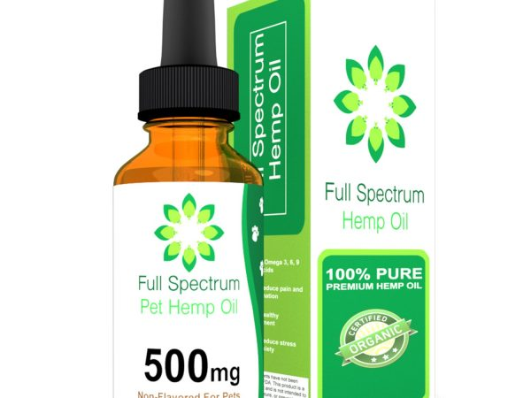 Is CBD Oil Safe For Your Pets? Research is Hazy, Says Vet Group
