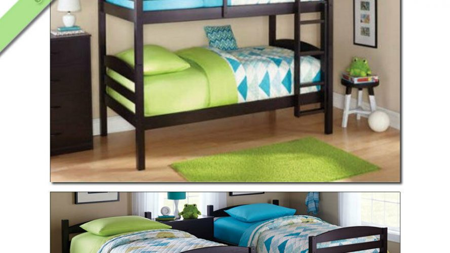 Cool Ideas For Wooden Bunk Beds