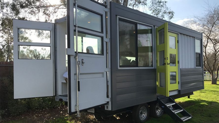 Do you need more affordable living situations? Find out the cost of a container home!