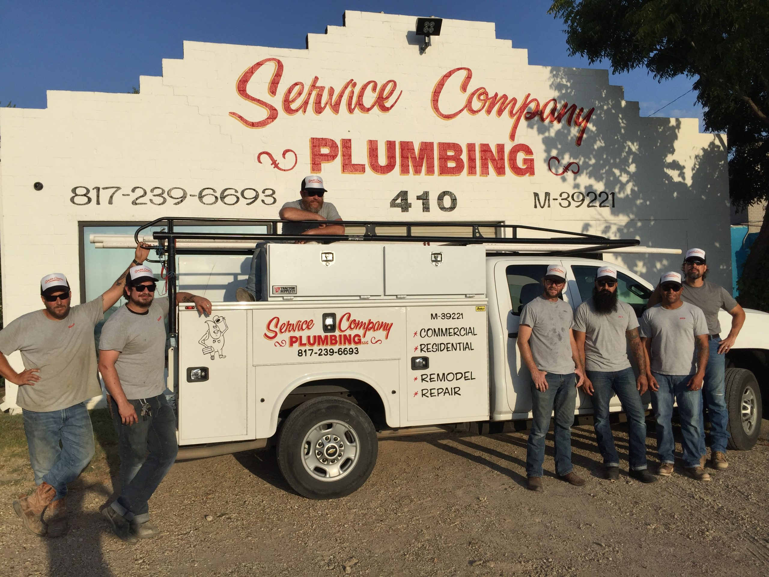 Improving Your Small Plumbing Company