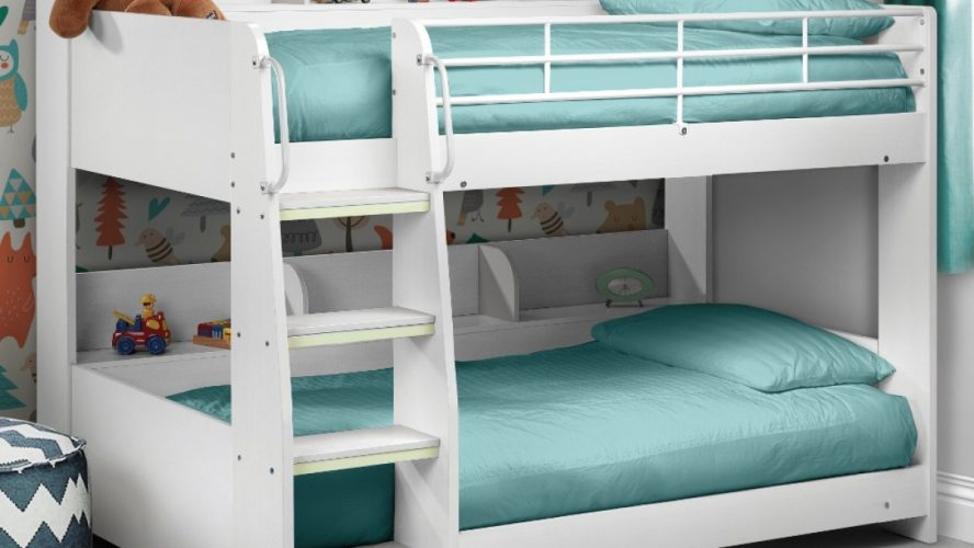 Quick Tips On Selecting The Best Children's Bed
