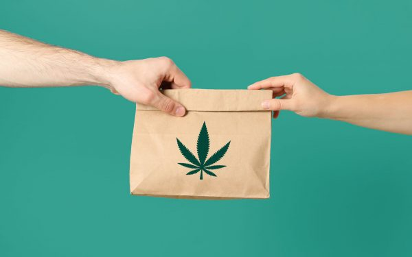 Marijuana-Based Delivery Service