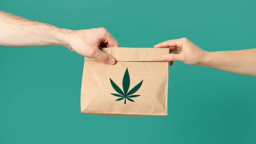 Marijuana-Based Delivery Service
